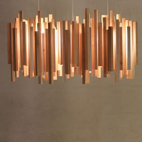 Adorable Hanging Lamp Designs Ideas From Rattan 43