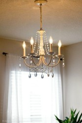 Attractive Diy Chandelier Designs Ideas 35