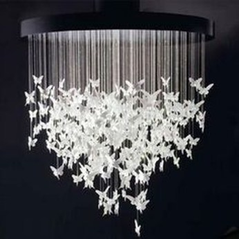 Attractive Diy Chandelier Designs Ideas 42