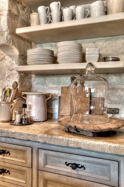 Awesome French Country Design Ideas For Kitchen 27