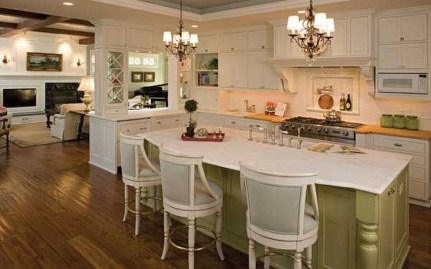 Awesome French Country Design Ideas For Kitchen 32