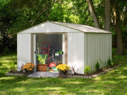 Cool Small Storage Shed Ideas For Garden 01