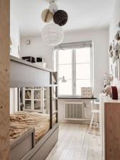 Inspiring Shared Kids Room Design Ideas 09