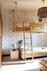 Inspiring Shared Kids Room Design Ideas 30