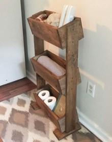 Luxury Towel Storage Ideas For Bathroom 01