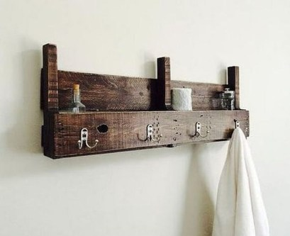 Luxury Towel Storage Ideas For Bathroom 17