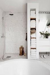 Luxury Towel Storage Ideas For Bathroom 20