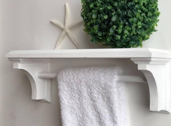 Luxury Towel Storage Ideas For Bathroom 51