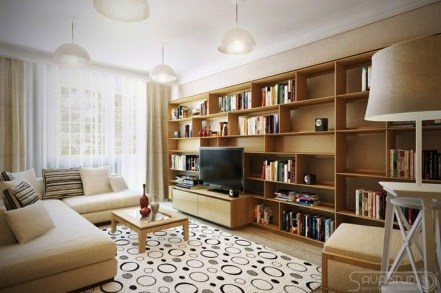 Modern Vibrant Rooms Reading Ideas 29