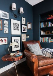 Modern Vibrant Rooms Reading Ideas 36