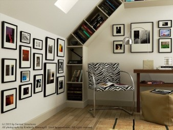 Modern Vibrant Rooms Reading Ideas 38