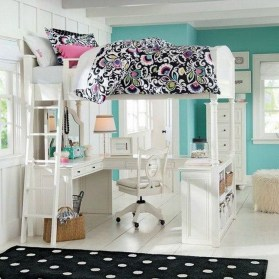 Striking Bed Design Ideas For Bedroom 27