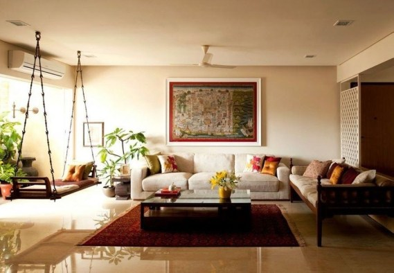Charming Indian Decor Ideas For Home 48