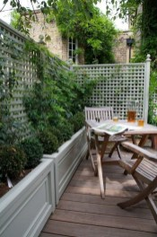 Cute Garden Fences Walls Ideas 43