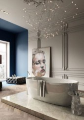 Elegant Bathtub Design Ideas 13