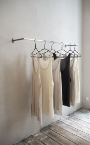 Stunning Clothes Rail Designs Ideas 04