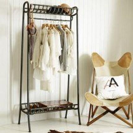 Stunning Clothes Rail Designs Ideas 06