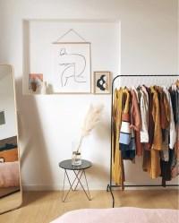 Stunning Clothes Rail Designs Ideas 30