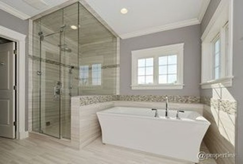 Unusual Master Bathroom Remodel Ideas 24