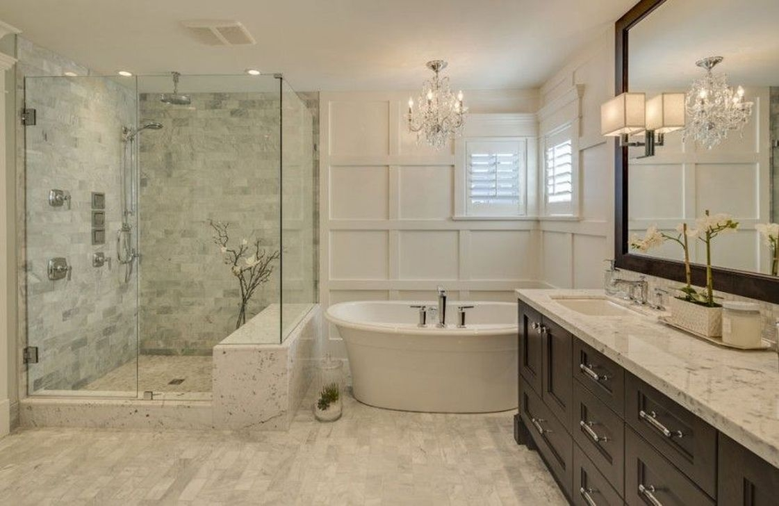 Unusual Master Bathroom Remodel Ideas 43