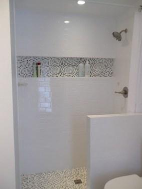 Awesome Bathroom Shower Ideas For Tiny House 07