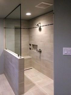 Awesome Bathroom Shower Ideas For Tiny House 10