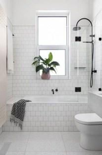 Awesome Bathroom Shower Ideas For Tiny House 13