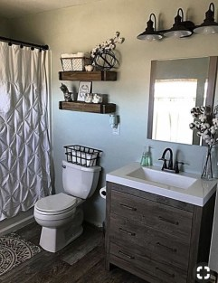Inexpensive Small Bathroom Remodel Ideas On A Budget 23