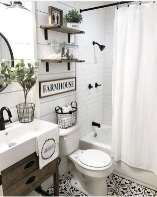 Newest Guest Bathroom Decor Ideas 26