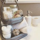 Newest Guest Bathroom Decor Ideas 49