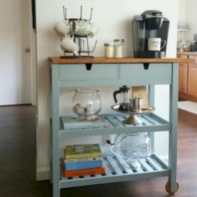 Affordable Diy Mini Coffee Bar Design Ideas For Home Right Now 03