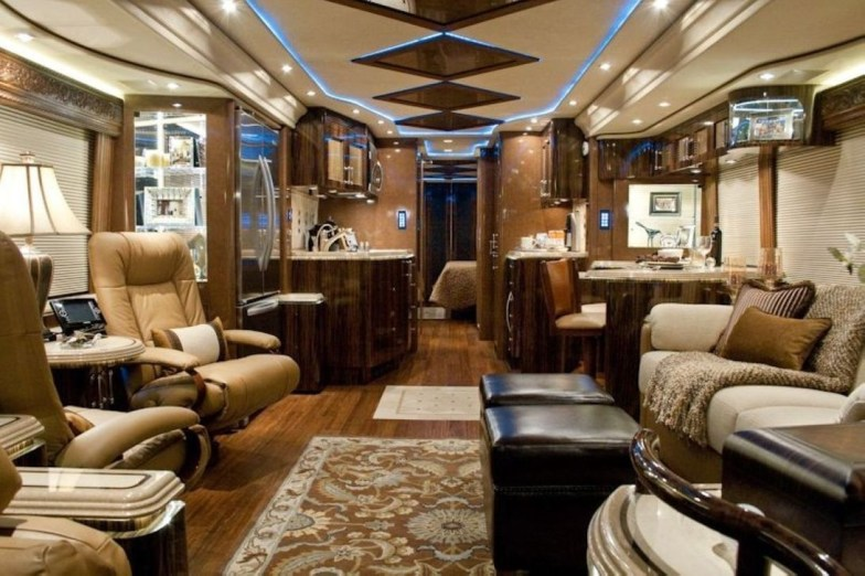 Extraordinary Interior Rv Living Ideas To Try Now 15