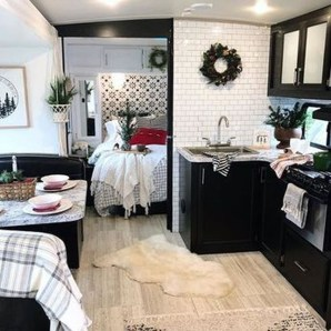 Extraordinary Interior Rv Living Ideas To Try Now 18