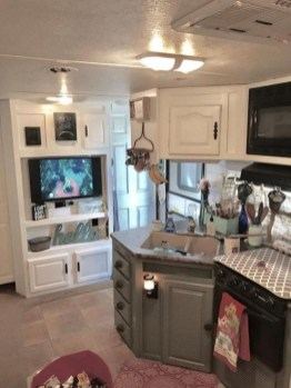 Extraordinary Interior Rv Living Ideas To Try Now 40