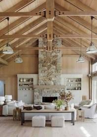 Fancy Farmhouse Living Room Decor Ideas To Try 02