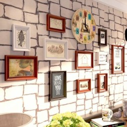 Fascinating Wood Photo Frame Ideas For Antique Home 12