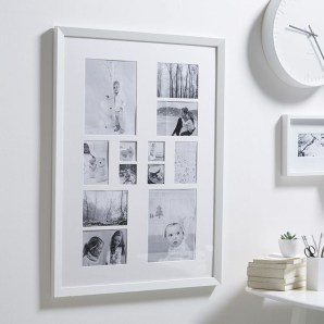 Fascinating Wood Photo Frame Ideas For Antique Home 22