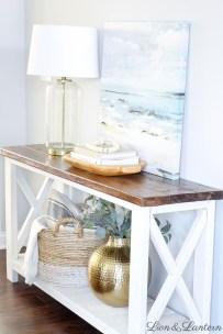 Glamour Farmhouse Home Decor Ideas On A Budget 10
