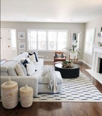 Hottest Farmhouse Living Room Decor Ideas That Looks Cool 13