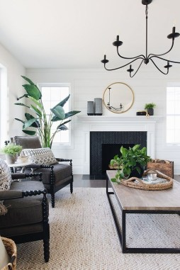 Hottest Farmhouse Living Room Decor Ideas That Looks Cool 35