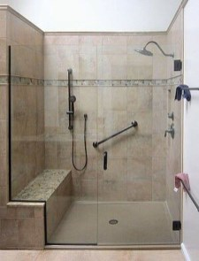 Relaxing Master Bathroom Shower Remodel Ideas 30