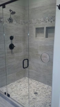 Relaxing Master Bathroom Shower Remodel Ideas 43