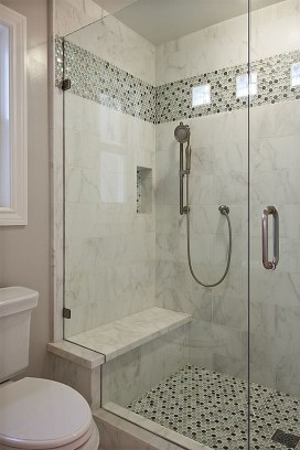 Relaxing Master Bathroom Shower Remodel Ideas 45
