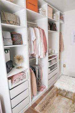 Simple Custom Closet Design Ideas For Your Home 18