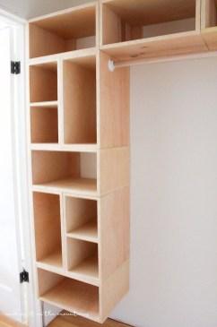 Simple Custom Closet Design Ideas For Your Home 25