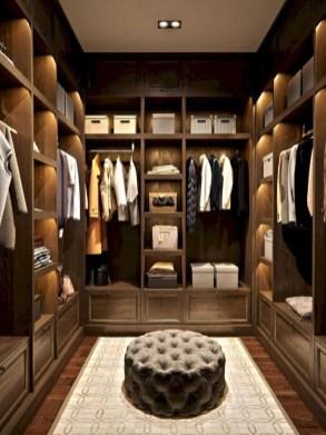 Simple Custom Closet Design Ideas For Your Home 43