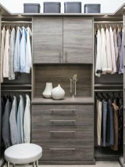Simple Custom Closet Design Ideas For Your Home 50