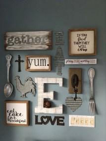 Superb Farmhouse Wall Decor Ideas For You 23