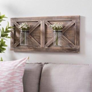 Superb Farmhouse Wall Decor Ideas For You 36