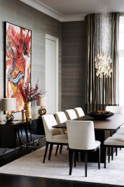 Trendy Dining Table Design Ideas That Looks Amazing 46